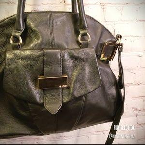 ■Pour La Victoire■Buckle Leather Bag
